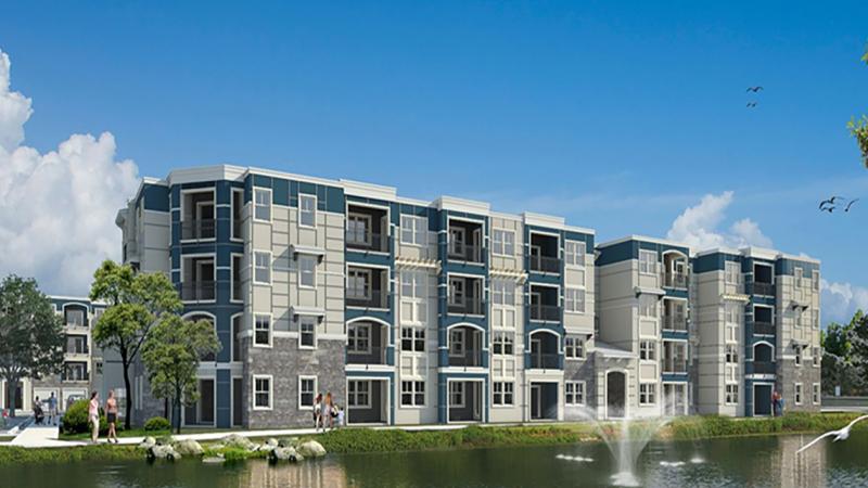 Venice Isles Luxury Apartments